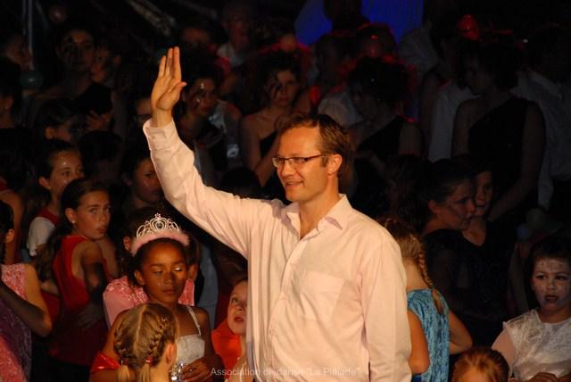 """Gala 2011 Sébastien """"Professeur de Salsa"""""""