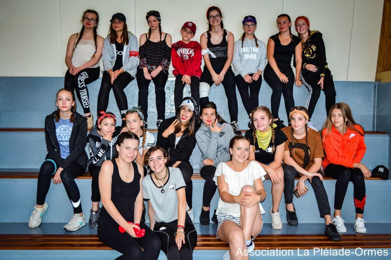 Groupe 25 Le Hip Hop