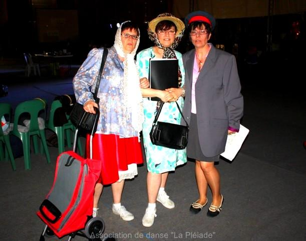 Pascale, Christiane, Christine