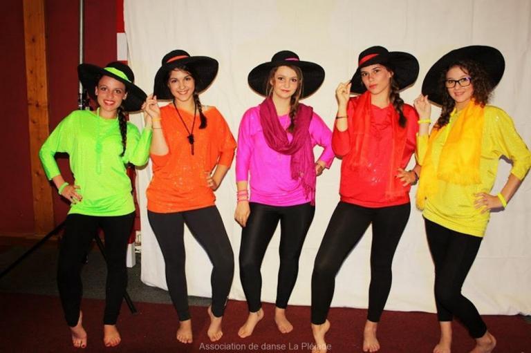 Gala 2015 de l'association de danse La Pléiade