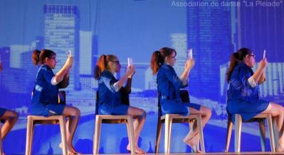 """C'est la rentrée de l'Association de danse """"La Pléiade"""""""