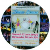 Dvd spectacle de l association de danse la pleiade