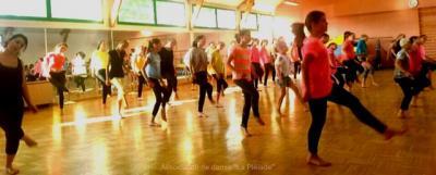 """Cours de l'Association de danse """"La Pléiade"""""""